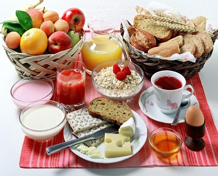 Um Bom Café da manhã aumenta fertilidade,segundo pesquisa Israelense