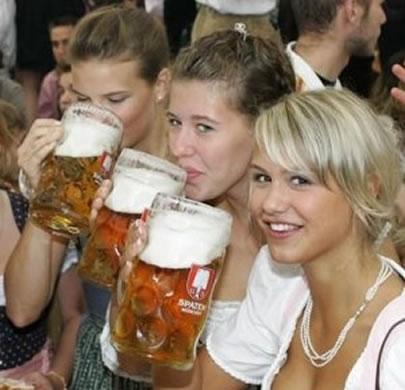 Pouca quantidade de álcool já reduz fertilidade feminina