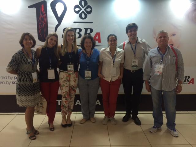 Equipe Fertipraxis no SBRA2015