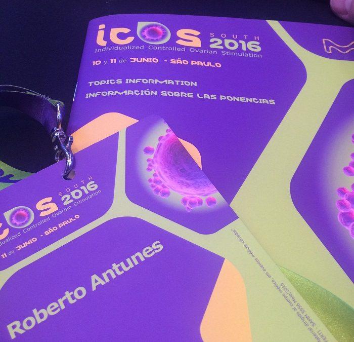 ICOS south 2016