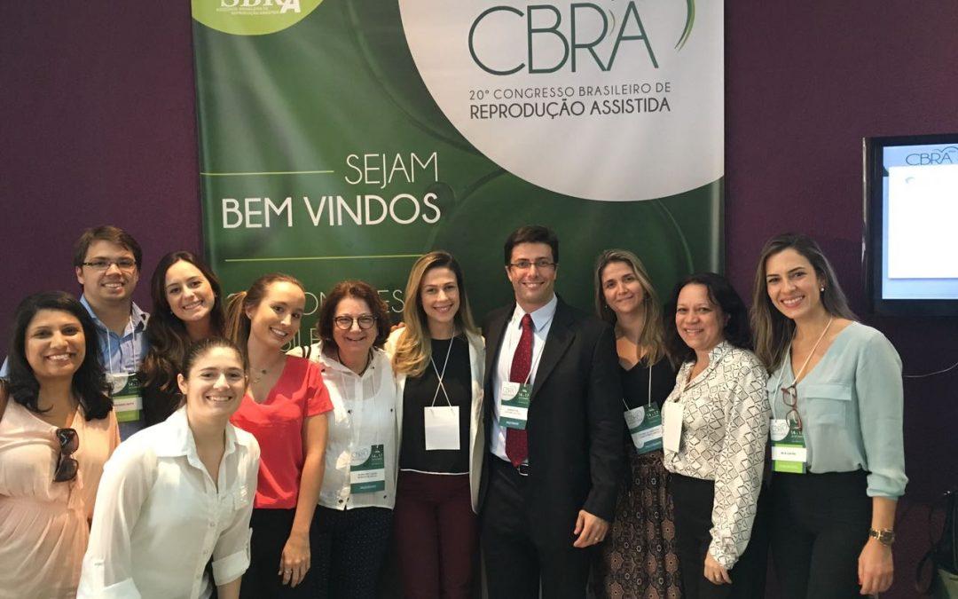 Fertipraxis presente no  20º CBRA