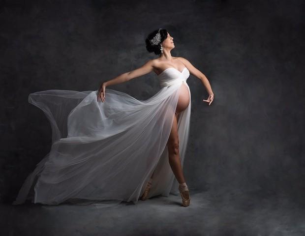 Bailarinas grávidas criam vídeo de dança para quebrar tabu