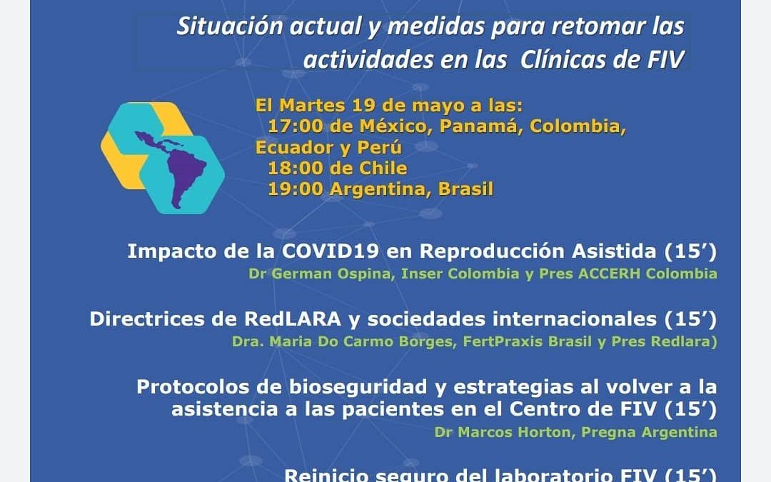 WEBNAR com a Dra. Maria do Carmo