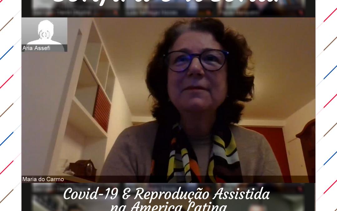 WEBNAR: Covid-19 & Reprodução Assistida na America Latina