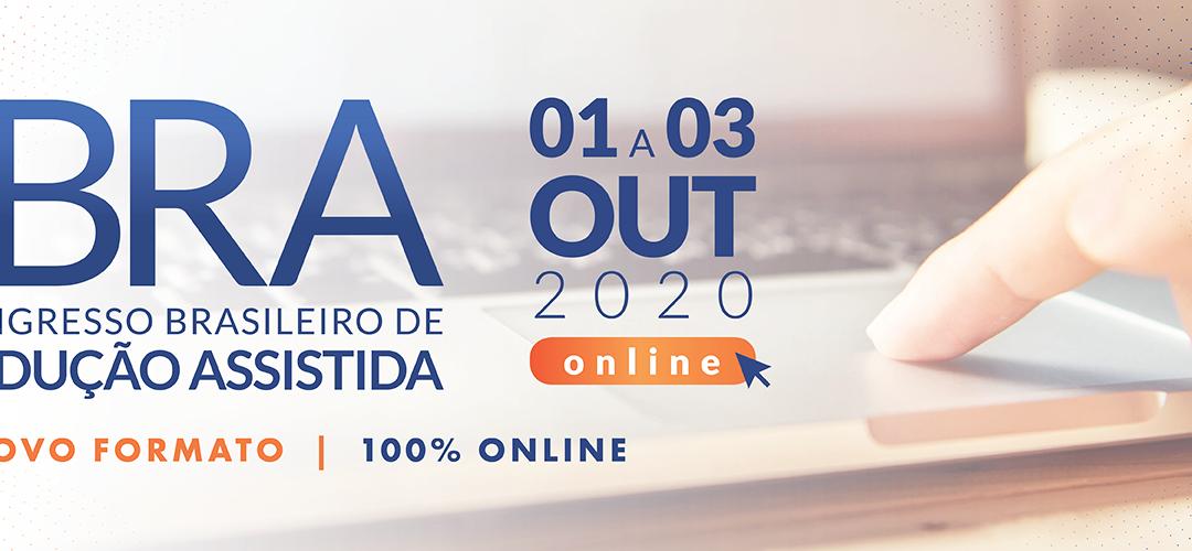 Confirmado para outubro, CBRA 2020 será 100% online