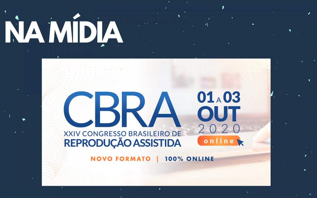 Na Mídia: 24º Congresso CBRA