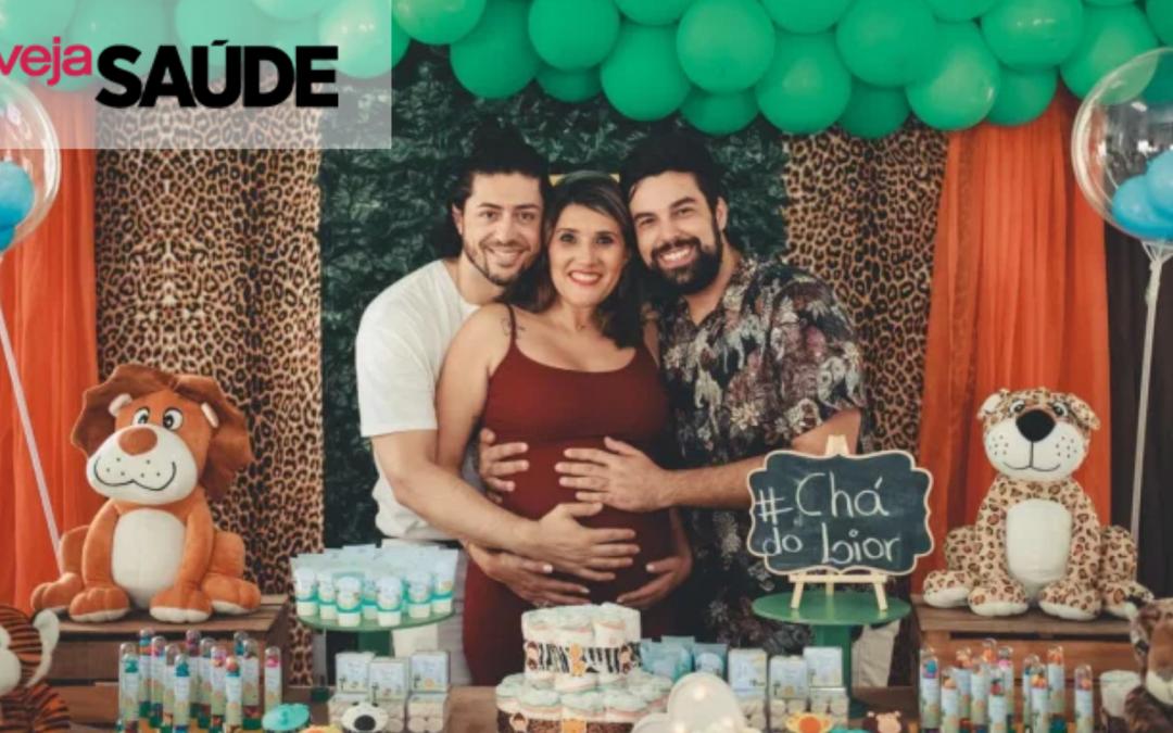 Barriga solidária avança no país e é opção para casais homoafetivos