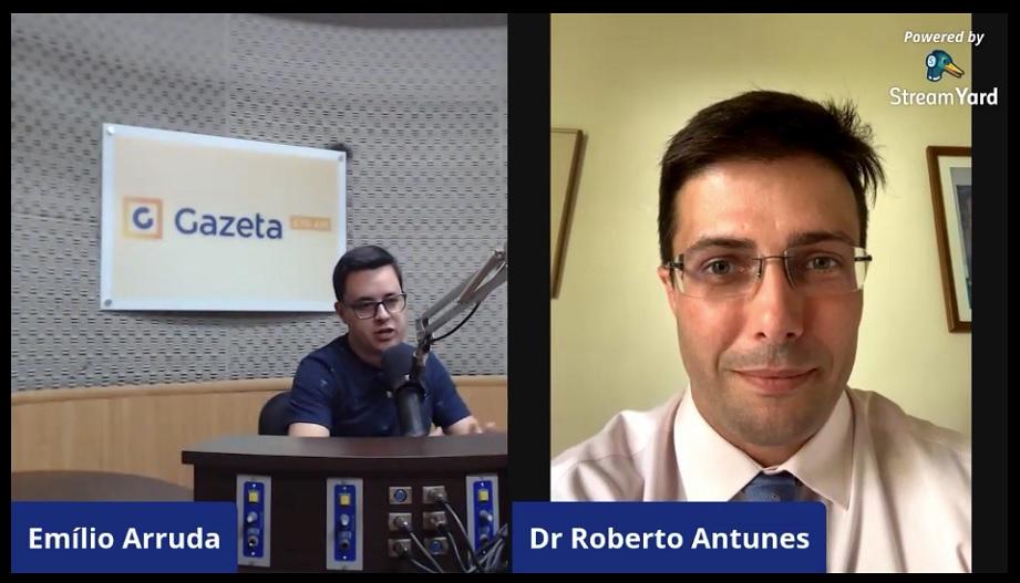 Na Mídia: Especialista fala na Gazeta como o tratamento de câncer impacta na fertilidade feminina